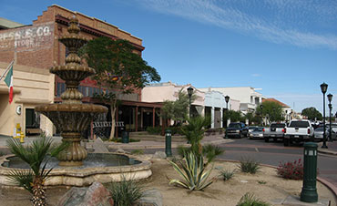 Downtown Yuma